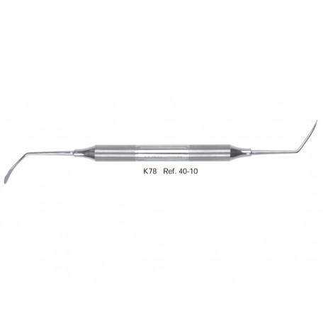 40-10 Инструмент для синус-лифтинга K78, ручка DELUXE, ø 10 mm