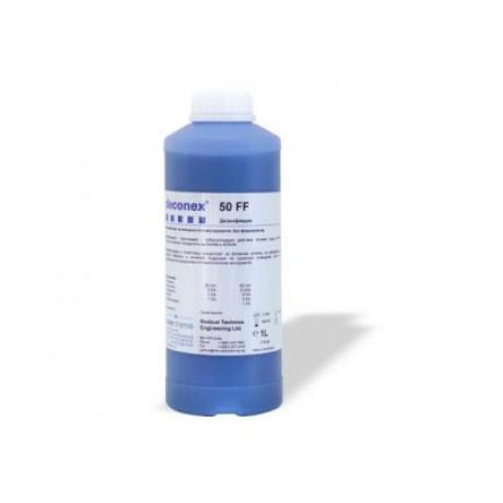 Деконекс 50 FF (1л) - Концентрат. Моюще-дезинфицирующее средство широкого применения,BORER CHEMIE