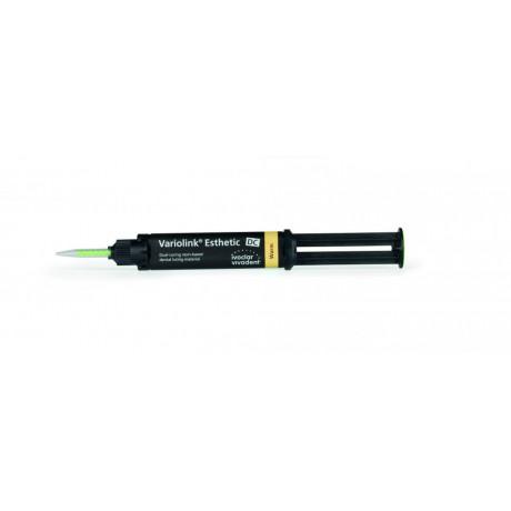 Вариолинк Эстетик DC (1шпр*5гр) Цвет warm+, Цемент для фиксации виниров IVOCLAR 666121WW (Variolink Esthetic)