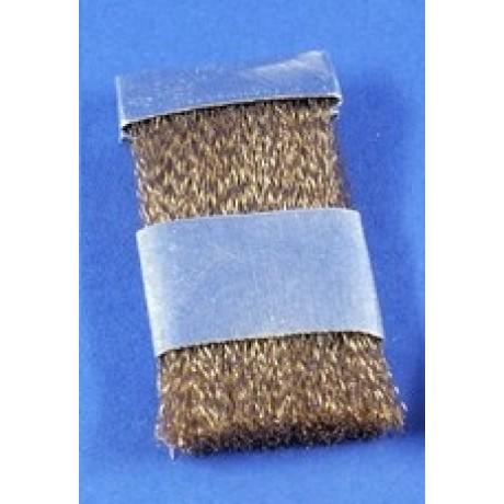Щетка для чистки боров(Медная проволока) 1шт, Polirapid