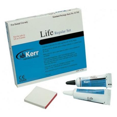 Лайф (2*12гр)лечебная прокладка химического отв. на основе гидроокиси кальция KERR