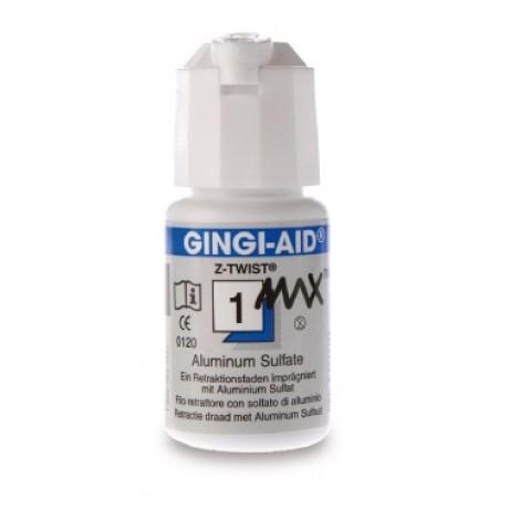 Джинджи Аид №1 Синяя (сульфат алюминия) Ретракционная нить (1шт)