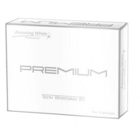 АмейзингВайт Professional Premium (38%) набор для отбеливания на 4-х пациентов