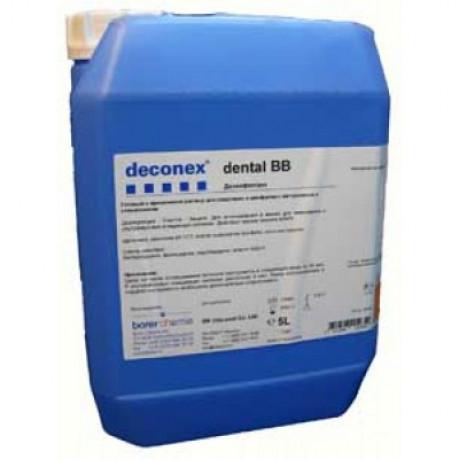 Деконекс BB (5л) для дезинфекции инструментов(боров) BORER CHEMIE